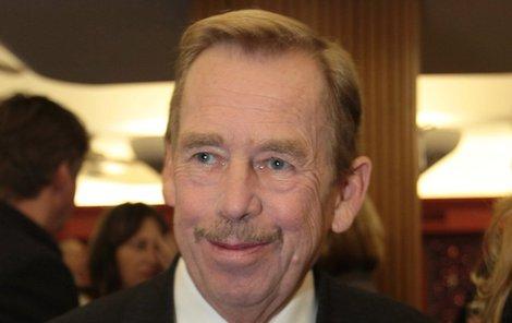 Václav Havel (†75) by měl radost, protože na šest dní ovládne Národní divadlo.