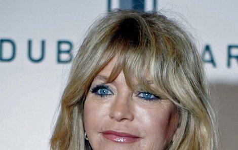 Goldie Hawn (67), americká herečka Studium mozku odhalí city