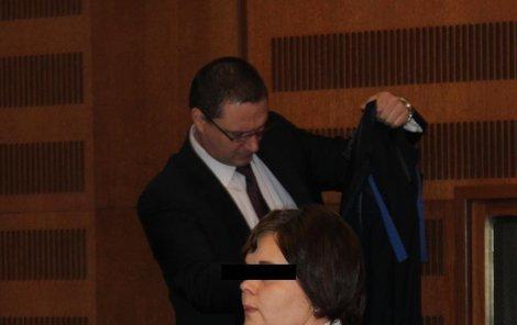 Ivana N. před soudem