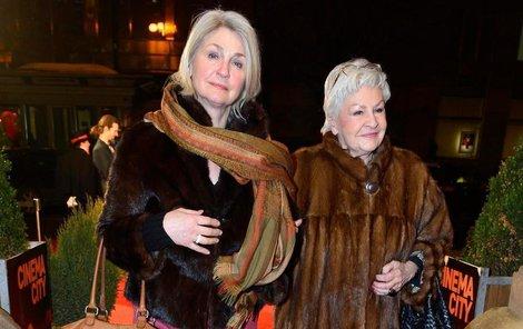 Kamila Moučková s dcerou!