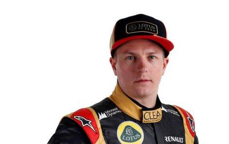 Räikkönen chce letos titul.
