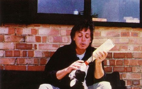 McCartney a jeho zvěř