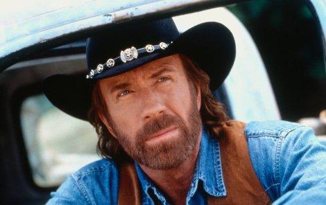 Drsňák Chuck Norris