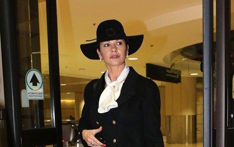 Catherine Zeta Jones Skoro jako Zorro