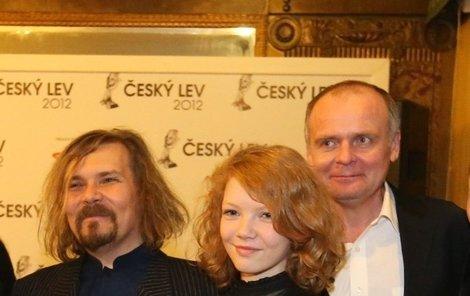 Petr Vachler, dcera
