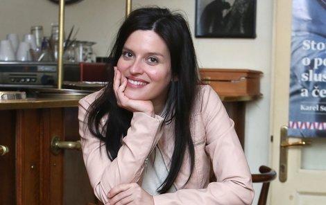 Úsměv, oči a i rty zdědila Hana Lasicová po své mámě, Magdě Vášáryové.