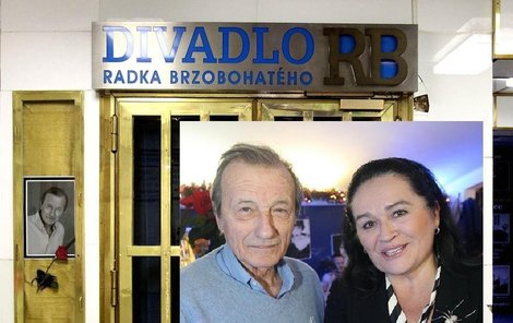 Skončí divadlo Radka Brzobohatého?