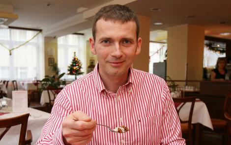 Výživový specialista Petr Havlíček