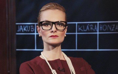 drsná Iva Pazderková