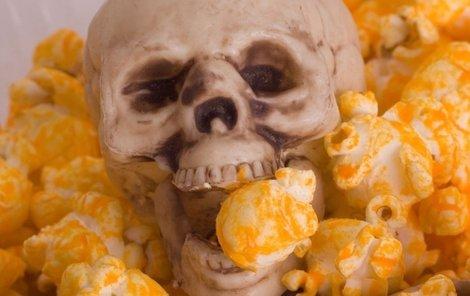 Popcorn umí zabíjet!
