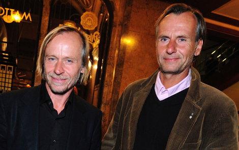 Karel Roden a Marian Roden.