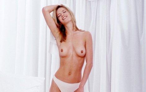 Sexy Agáta s vtípkem