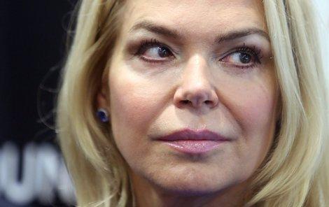 Dagmar Havlová nestárne...
