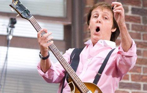 »Brouk« McCartney hudbou a lukrativním manželstvím přišel k velkému jmění.