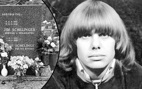 Je tělo Jiřího Schelingera opravdu v hrobě s jeho jménem?