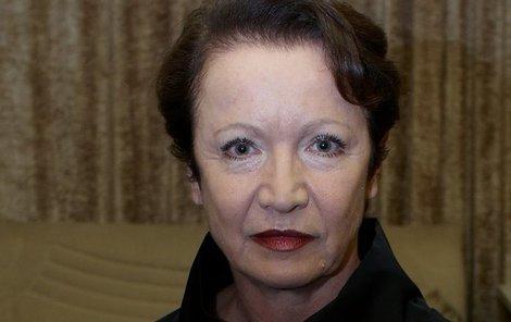 Hana Maciuchová potvrdila, že má zdravotní problémy. Blíže specifikovat je ale odmítla.
