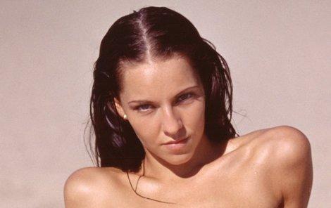 Sexy Ludmila s vtípkem