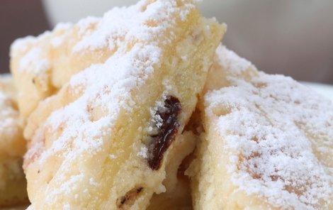 Tvarohový koláč s drobenkou podle Vlasty Zálešákové