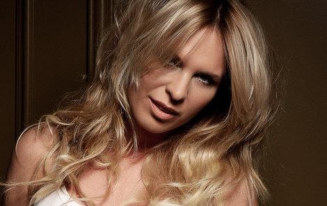 Diana Kobzanová (35) Veroniku nemá zrovna v lásce.