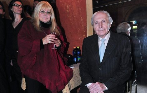 Pro Ladislava Chudíka byla oslava 89. narozenin velmi náročná.