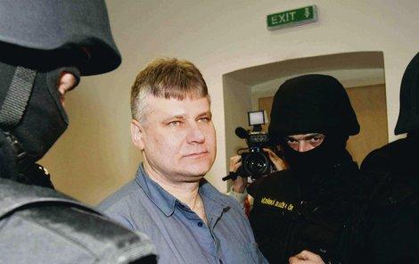 """""""Nejsem vrah,"""" tvrdí už 20 let Jiří Kajínek."""