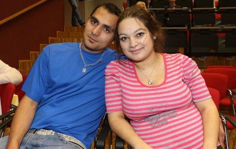 Alexandra a její přítel Antonín se těší, až se do nového bytu nastěhují.