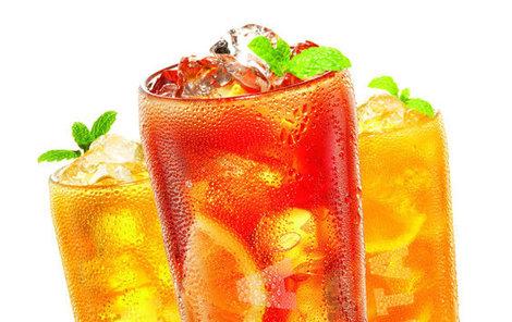 Ledový čaj slaví!