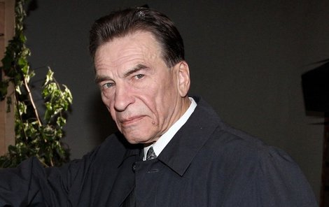 Herec František Němec
