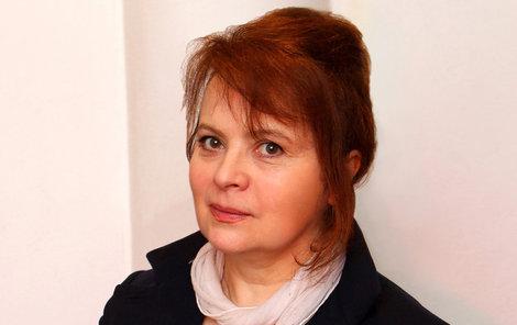 Libuše Šafránková je po operaci.