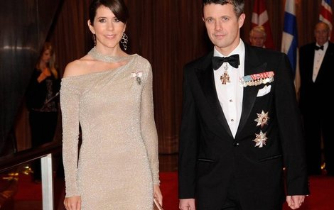 Princezna Mary sází na dánské návrháře