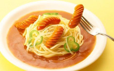 Milánské špagety s uzeninou podle Lenky Čajkové