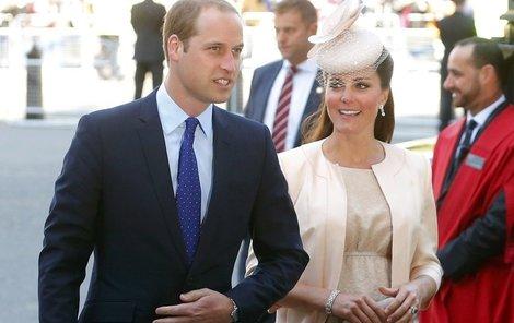 William a Kate možná dítě přivítají už za pár dní