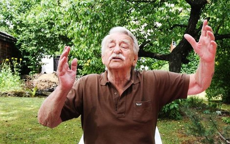 Oldřich Velen navždy odešel letos 4. k větna.