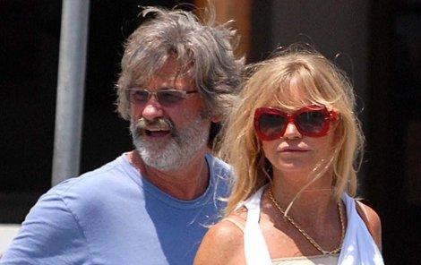 Goldie a Kurt jsou spolu 30 let