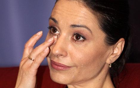 Michala Kuklová má potíže kvůli bývalému manželovi.