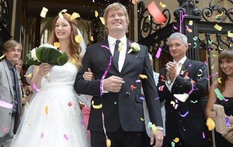 Svatba Josefíny Nesvatbové