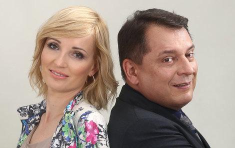 Petra a Jiří Paroubkovi