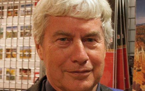 Jiří Grygar se slušně proletěl.