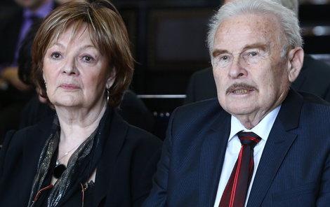 Jana Hlaváčová a Luděk Munzar