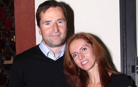 Robert Záruba a Nora Fridrichová