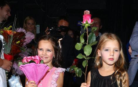 Gottovy dcery měly ochranku jako hollywoodské hvězdy.