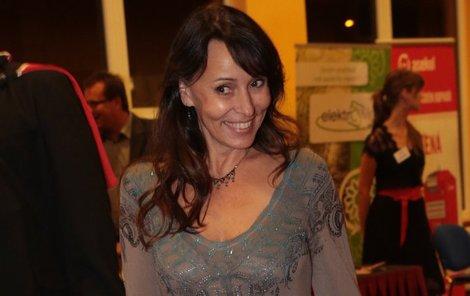 Heidi Janků předvedla čerstvě vylepšenou tvářičku.