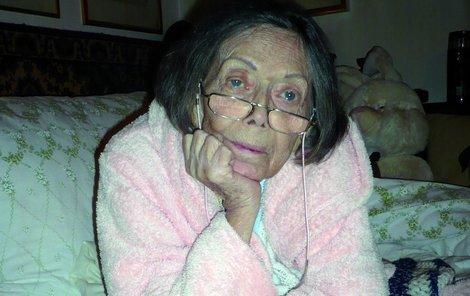 Před smrtí Jiřina Jirásková několikrát vyhrožovala sebevraždou.
