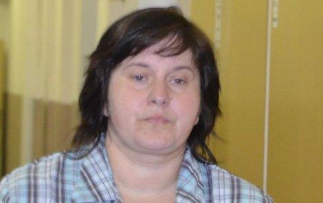 Lenka Martináková se u soudu přiznala.