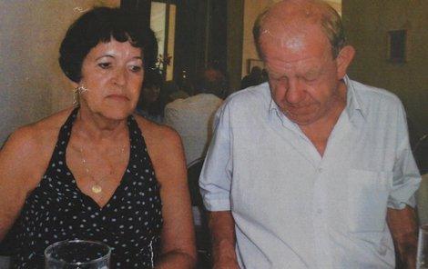 Helena Horáčková se se Zdeňkem Polákem seznámila na tanečním večeru.