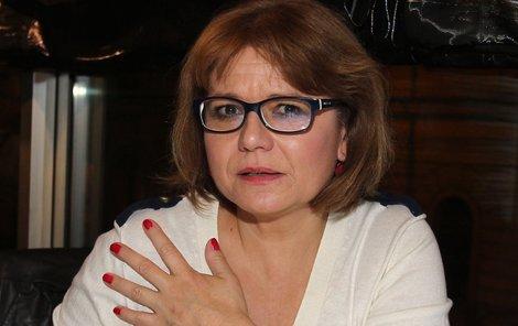 Ivana Andrlová přiznala deprese.