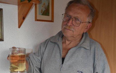 Leo Plíhal si nechal udělat rozbor vody. Výsledky byly šokující!