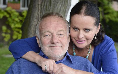 Manželé Sobotovi jsou spolu už neuvěřitelných 33 let! V čem tkví tajemství spokojeného manželství?