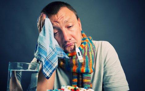 Bojujte s chřipkou pomocí vody!