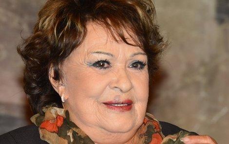 Jiřina Bohdalová se prý chovala jako hvězda, přitom byla nervozní...